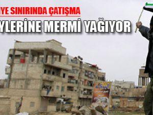 Türkiye-Suriye Sınırında Şiddetli Çatışma