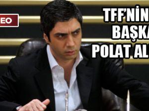 TFF'nin Başkanı Polat Alemdar Oldu/VİDEO