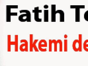 'Fatih Terim hakemi de yener!'