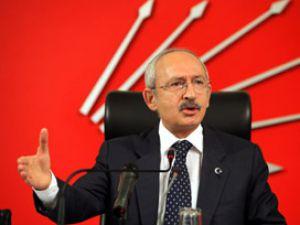 Kılıçdaroğlu: Başbakan gençlere iş bulsun