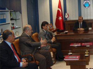 Yozgatlılar Derneği Başkan Yıldız Ziyareti