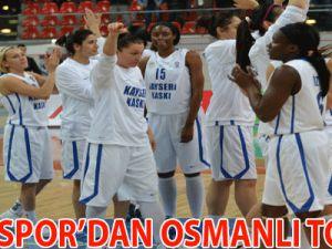 FIBA EUROCUP ÇEYREK FİNAL KARŞILAŞMASI