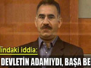 Yarbay: Öcalan, devletin adamıydı