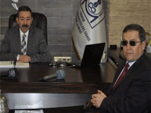 TÜRK EĞİTİM-SEN'DEN MAKİNE MÜHENDİSLERİ ODASI'NA ZİYARET