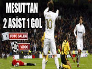 Real Madrid'de Mesut Özil şov! Video
