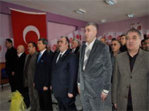 MHP'DE KONGRE RÜZGARI TOMARZA'DA ESİYOR