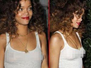 Rihanna şaşırtmaya devam ediyor