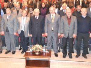 Kayseri'de Türk Ocakları Uluslar Arası Hukuk Milli Devlet Konferansı