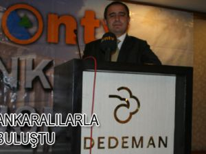 Kontv Ankaralılarla buluştu