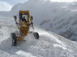 Kayseri'de 60 Köy ve 37 Mahalle Yolu Ulaşıma Kapandı