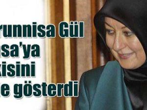 Hayrünnisa Gül''den Fransa'ya Tepki!
