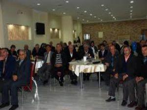 Kayseri'de Muhtarlara Deprem Eğitimi