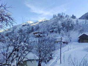 Kayseri'de 11 Köy Yolu Ulaşıma Kapandı