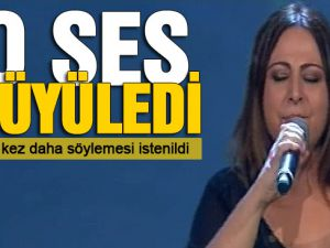 O Ses Türkiye'de Jüri Üyesini Ağlatan Yarışmacı-video