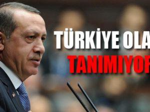 Erdoğan Fransa'ya Resti Çekti: Tanımıyoruz!