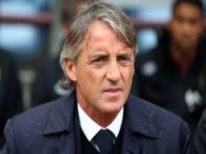 Galatasaray'ın teknik direktörü Roberto Mancini