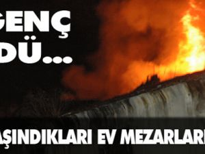 İstanbul Eminönün'de Çıkan Yangın'da 5 Genç Yanarak Can Verdi