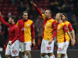 Galatasaray kendi rekoru için çıkıyor