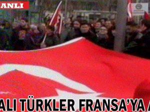 Avrupalı Türkler Fransa'ya Akıyor-VİDEO