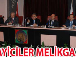 SANAYİCİLER MELİKGAZİ'DE