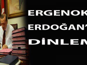 Ergenekon Erdoğan'ı da Dinlemiş