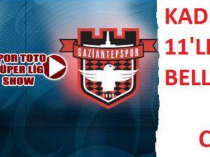 KAYSERİSPOR - GAZİANTEPSPOR