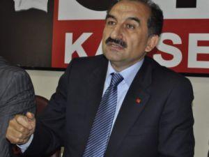 KAYSERİ CUMHURİYET HALK PARTİSİ'NDEN 19 MAYIS'IN İPTALİNE TEPKİ