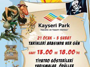 Tatilin Tadı Kayseri Park'ta