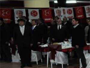 MHP Pınarbaşı Kongresi