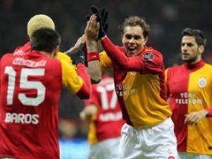 Aslan gol oldu yağdı: 5-1