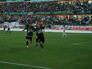 Sakaryaspor Giresun'da kazandı 1-3