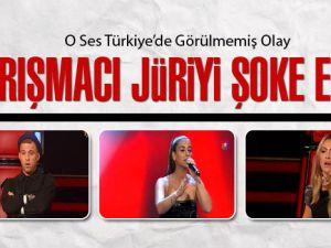 O ses Türkiye'de seçilmesine rağmen yarışmayı terk etti-video
