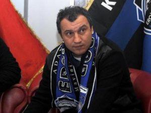 Erciyesspor Teknik Direktörü Şentürk: ''Hedef için çalışıyoruz''
