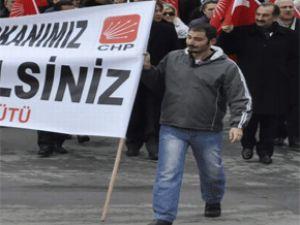 CHP KAYSERİ İL TEŞKİLATI'NDAN KILIÇDAROĞLU'NA DESTEK