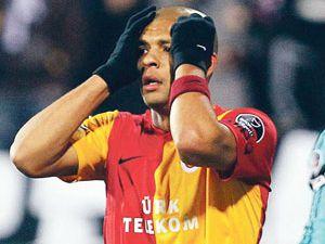 Galatasaray'ı Melo sıkıntısı bastı