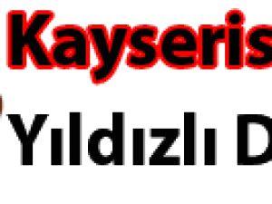 Kayserispor'a Yıldız'lı destek