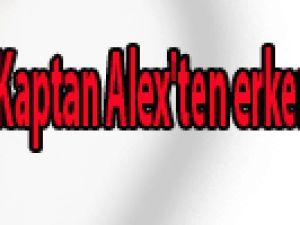 Kaptan Alex'ten erken veda sinyali