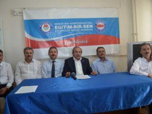 Eğitim-Bir-Sen Kayseri şubesi ilk il divan toplantısını yaptı