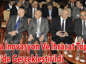 Mobilya İnovasyon Ve İhracat Toplantısı Kayseri'de Gerçekleştirildi