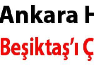 Ankara havası Beşiktaş'ı çarpıyor