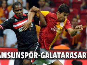 Maç sona erdi, Galatasaray maçı 4-2 kazandı.