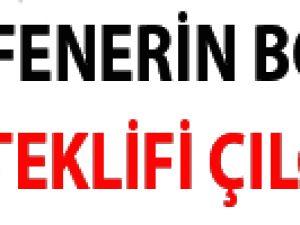 FENERİN BORGES TEKLİFİ ÇILGINCA