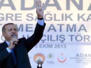 Başbakan Erdoğan: Tepkiyi sandıkta gösterin