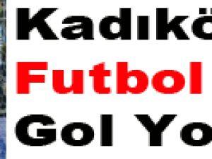 Kadıköyde Futbol Var Gol Yok