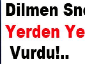 Dilmen Sneijder'i Yerden Yere Vurdu!..