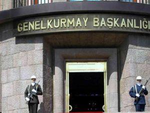 Genelkurmay'dan 'istifa' açıklaması