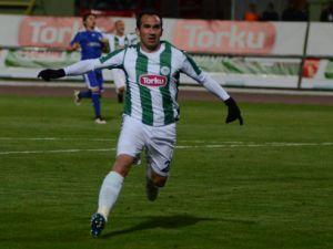 Torku Konyaspor Kayseri Erciyesspor'u 1-0 mağlup etti