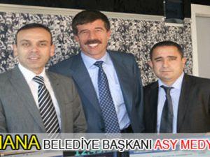 Haymana Belediye Başkanı ASY Medya'da