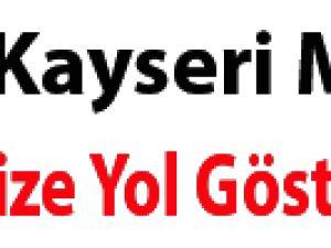 KAYSERİ MAÇ'I BİZE YOL GÖSTERECEK