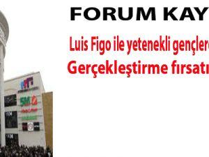 Forum Kayseri'den Çocuklara İnter Milan'ın Yaz Kampına Katılma Fırsatı